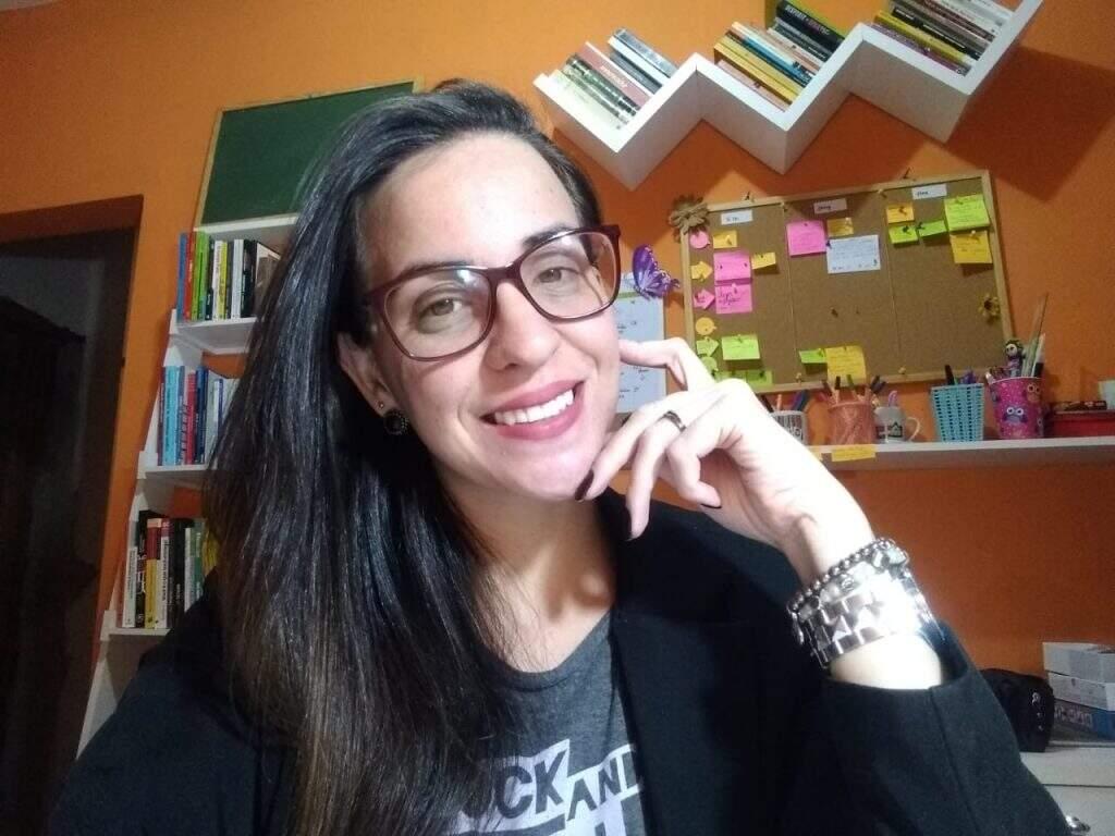 professora certificada google for education